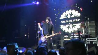 Cold in May - Gone Away With The Memories - Live @ Synthetic Snow Festival IX 2011