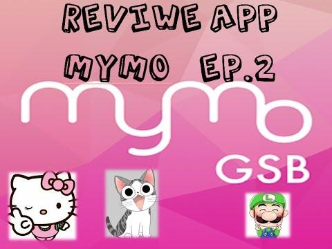 รีวิว App Mymo by GSB ตอนที่ 2 การสมัครเข้าใช้งาน