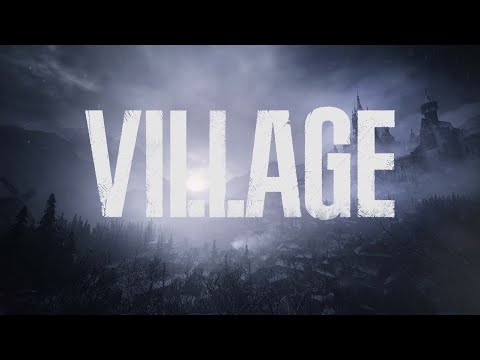 Resident Evil Village - Announcement Trailer (FR)