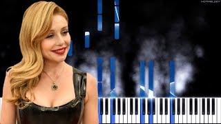 ТИНА КАРОЛЬ - Иди на жизнь | Как играть на пианино | Караоке