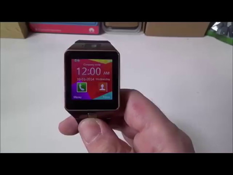 DZ09 Budget Smartwatch Quick Review