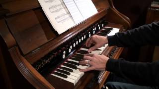 Coventry Carol - Berlin Reed Organ