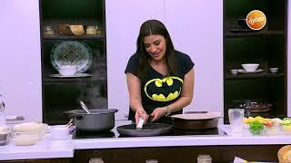 بان كيك المانجو - توست نباتي - فريتاتا نباتي - كيكة شوفان بالموز | أميرة في المطبخ (حلقة كاملة