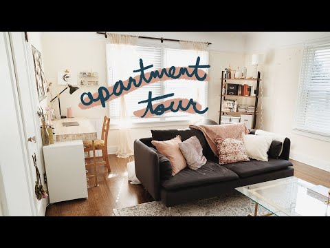 My Seattle Apartment Tour!