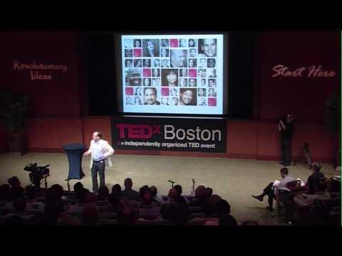 TEDxBoston -  Dave McLaughlin - Connector Experiments