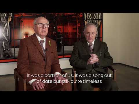 Underneath the Arches - Sung by Gilbert & George