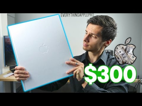 Thumbnail: I Bought Apple's New $300 Book
