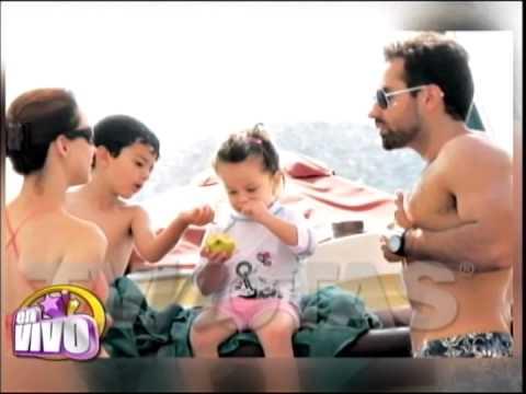 Susana gonzalez y sus hijos