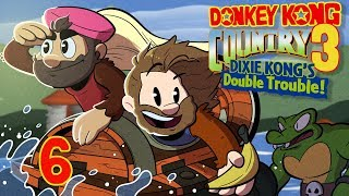 Donkey Kong Country 3 | Let's Play Ep. 6 | Super Beard Bros.