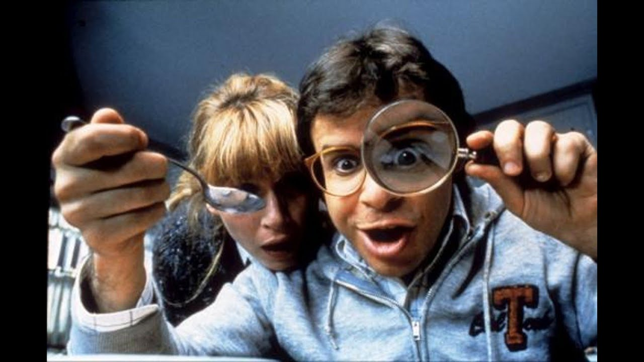 Official Trailer Honey I Shrunk The Kids 1989