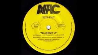 Witz End - All Shook Up (Original 45)