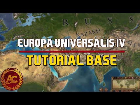 TUTORIAL Europa Universalis 4 Italiano - Guida Base