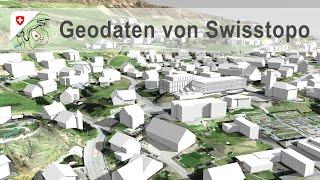 Allplan Swisstopo Daten screenshot 4