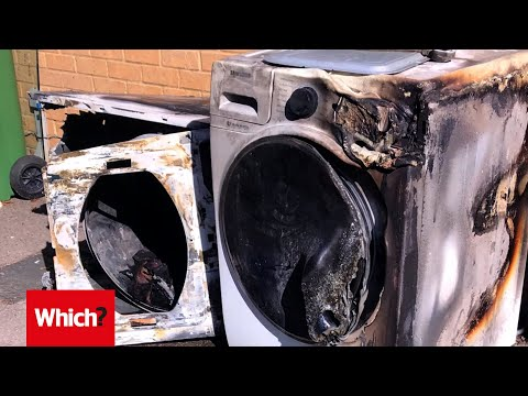 Whirlpool tumble dryer fire - Which? investigates
