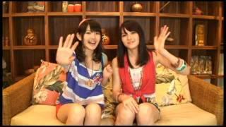 2011年6月10日に生配信した『矢島舞美&鈴木愛理からのお知らせ』です。...