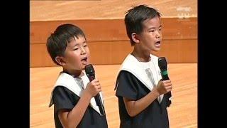 童謡メドレー 唱歌 「お山の杉の子」 ひばり児童合唱団 創立70周年記念公演 05 曲目 chorus メドレー