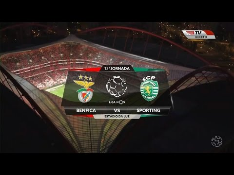 Benfica x Sporting (11/12/2016)