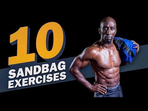 10 Killer Sandbag Exercises For Fighters and Fitness