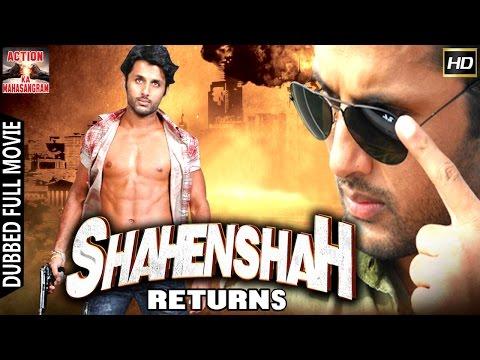 Shahenshah Returns L 2017 L South Indian Movie Dubbed Hindi HD Full Movie