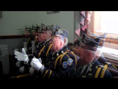 Pearl Harbor Veteran Visits Capitol with Ohio Co. Honor Guard