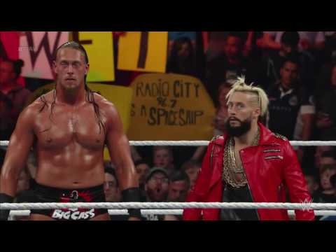 WWE RAW 4/18/16 (London, UK) Chants & Pops