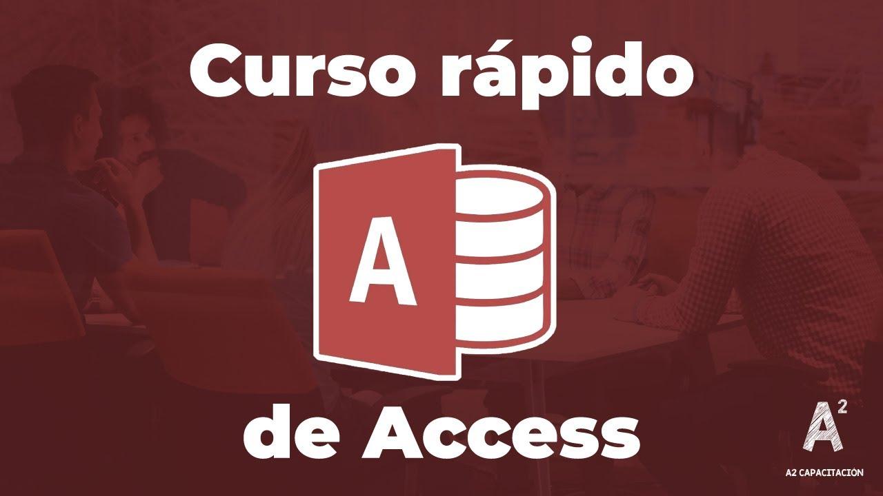 Curso Rápido de Access