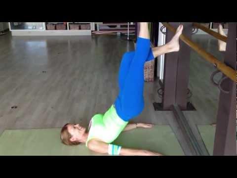 BAR Workout at Flying Fitness Studio, Escazu, Costa Rica