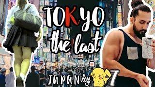 TOKYO : 3 days ❤️ | JAPAN VLOG #7