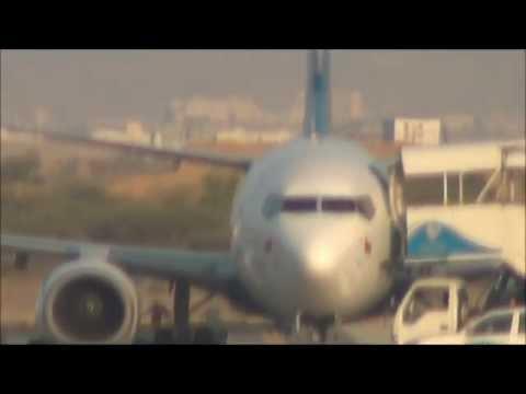 Oman Air Embraer E175-LR Muscat Arrival