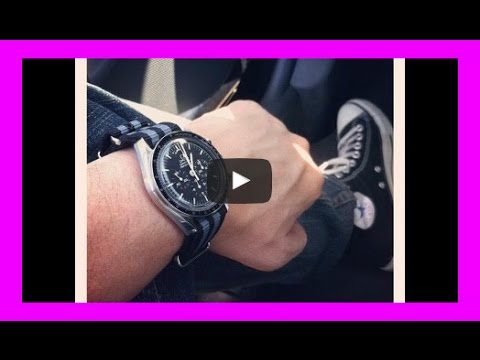 aed7bf823c2 How to Install a NATO Watch Strap - YouTube