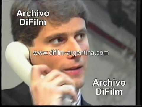 Promo Canal Red de Noticias - Locución de Lorena Franceschini - DiFilm (1994)