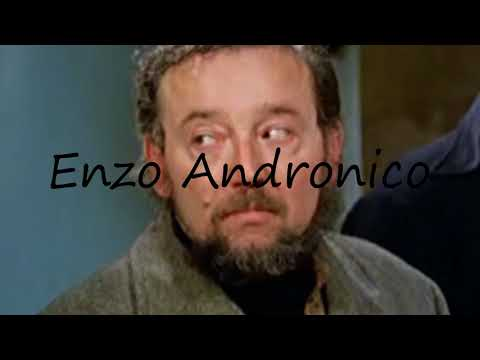 How to Pronounce Enzo Andronico?