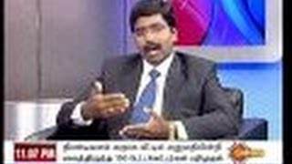 Repeat youtube video Dr.X Sun News.DrLakshmanan Saravanan.Sexual Medicine Specialist Chennai.Sex disorders care