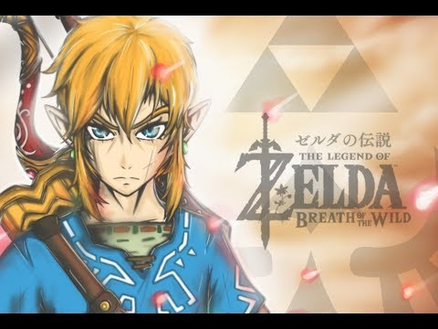 Zelda Botw Fanart Speed Paint Hero Of Hyrule