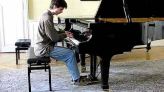 Bach-Busoni: Chaconne, plays Bohumir Stehlik, PART 2