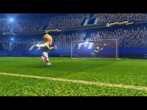 Boom Boom Soccer (by Hothead Games) - sport game for android - gameplay.