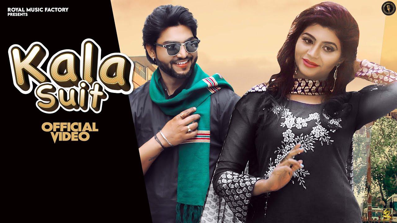 Kala Suit (Full Song)| Arun Chawla, Sonika Singh | Balli Badshah | New Haryanvi Songs Haryanavi 2021