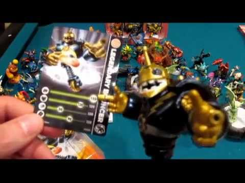Skylanders Giants: Unboxing Legendary Bouncer