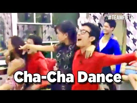 FIFTH AND HOUSEMATES - Cha-Cha Dance Performance