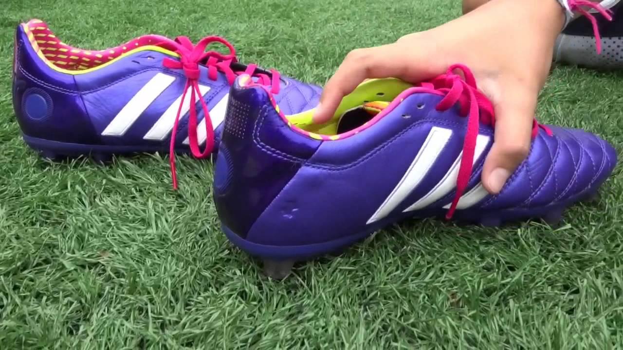 48f869fe2b Adidas 11Pro TRX FG - YouTube