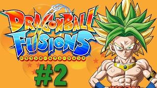 #2 DIRECTION 2ième MONDE - Dragon Ball Fusions gameplay FR HD