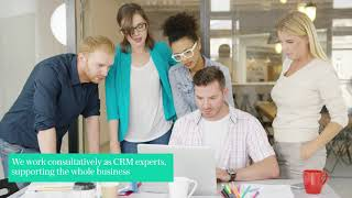 CRM (Customer Relationship Management), The Telegraph (Marketing Video)