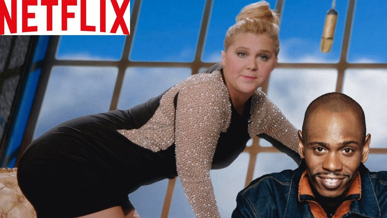 Amy Schumer Found Out Netflix Was Paying Her Almost Half What They Paid Male ...