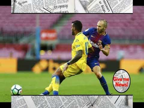 Iniesta dice que Mina y Coutinho serían grandes fichajes para Barça!