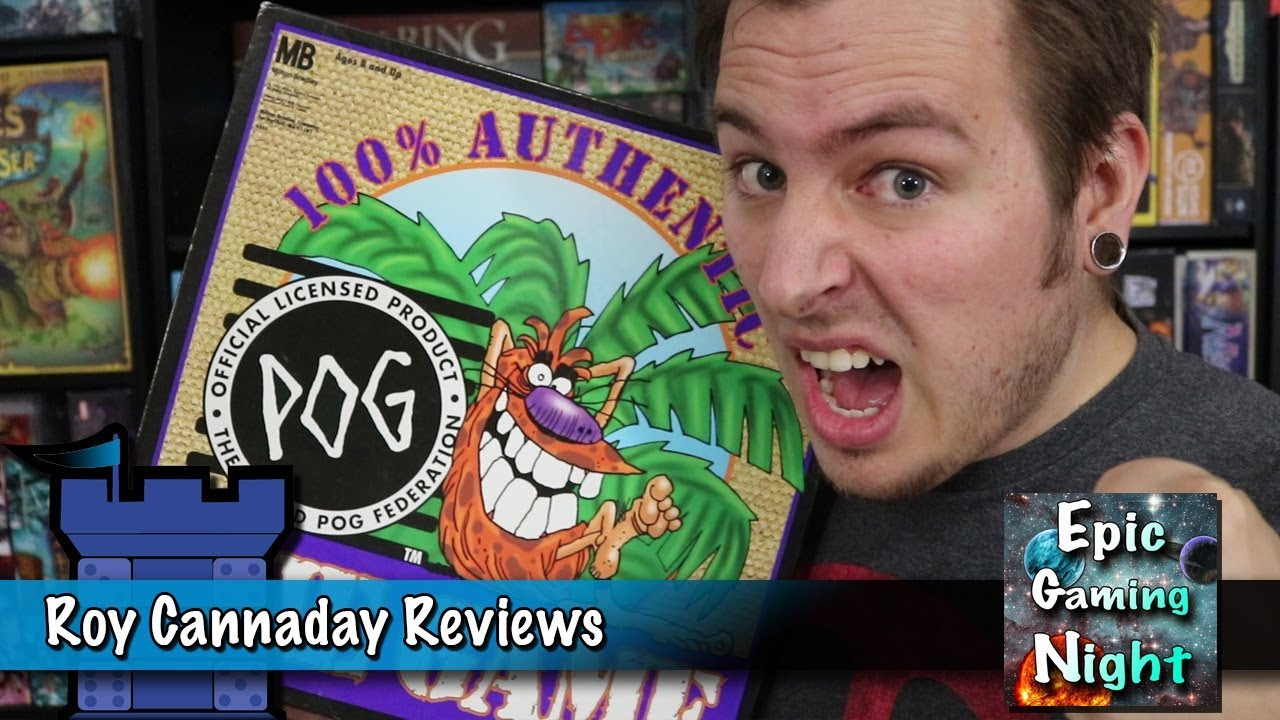 Pog The Game Review with Roy Cannaday