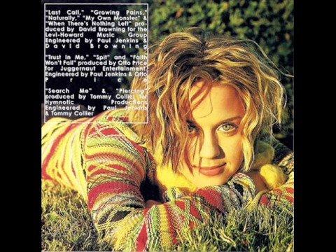 Katy Perry (Katy Hudson) 2001 - Naturally