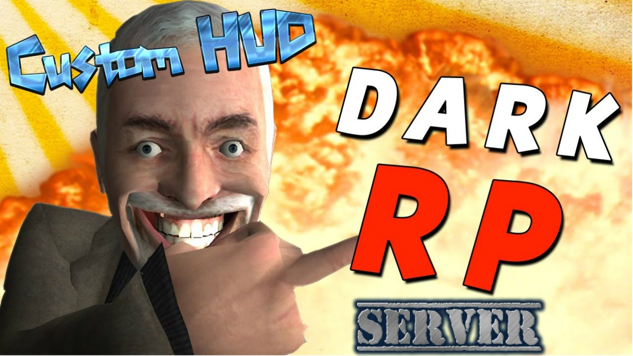 How To Add A Custom HUD To Your GMOD Server!!!