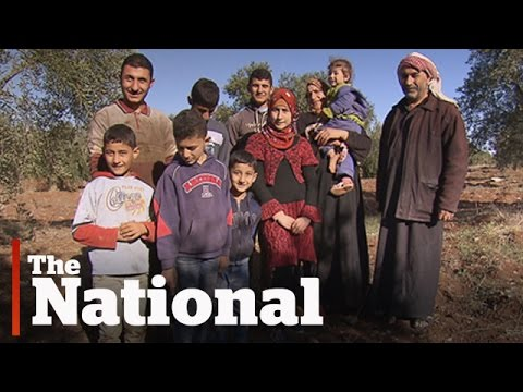 One refugee family's