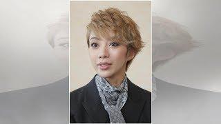 宝塚歌劇月組2番手・美弥るりか6月で退団…大きな瞳で魅了した実力派ス...
