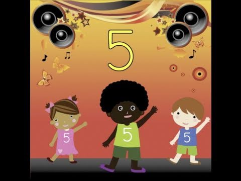Counting  Fives Song